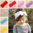 Beautiful And Durable Headband Hair Band Headwear Accessories With Lace Bow
