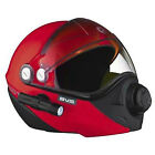 NON-CURRENT SKIDOO BV2S SNOWMOBILE HELMET RED