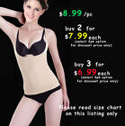 Seamless Underbust Tummy Control Body Shaper camisole Slimming Shapewear Vest