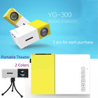 Portable Mini LED 3D Projector 1080P Multimedia Home Theater VGA USB HDMI SDCard