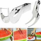 New Watermelon Fruit Slicer Cutter Server Corer Stainless Steel Scoop Utensils
