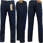 Levi Strauss 504 Straight Leg Jean The Rich 04-25
