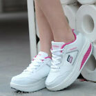 Women Casual Sports Breathable Shoes Fashion Thick Bottom Single Shoes