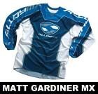 ALLOY 05 REACTOR MOTOCROSS MX JERSEY TOP SHIRT BLUE NEW enduro quad bike mtb