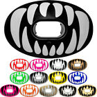 Battle Sports Science Predator Oxygen Lip Protector Mouthguard with Strap