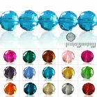 50/72/100pcs DIY Crystal Beads Disco Ball Fit Necklace Jewelry 6/8/10/12mm