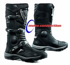 Forma Mud Adventure Trail Green Laning Boots Enduro BLACK ATV  - IN  ALL SIZES