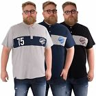 Loyalty & Faith Mens Plus Size Polo Shirt Collared Short Sleeve King Top 2XL-5XL