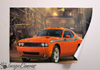 DODGE CHALLENGER GIANT WALL ART POSTER A0 A1 A2 A3