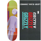 GIRL Skateboard Deck MCCRANK SHAPE UP 8.375 with GRIZZLY GRIPTAPE