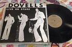 The Dovells Live on Stage Autographed by all three on the foil cover !