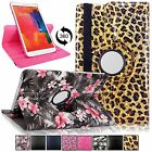 For Samsung Galaxy Tab Pro 3 8.4 Inch T320 Leather 360 Rotating Stand Case Cover