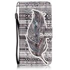 For iPhone 5 6 6s Plus Touch 5/6 SE Cards Stand Wallet Flip Leather Cover Case