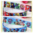 FOE FOLD OVER ELASTIC - PAW PATROL - PRINTS BY THE METRE
