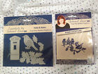 Tattered Lace Metal Die - HOLLY & ROBIN (ETL221) or ROBIN GATHERING (D1303) NEW!