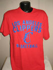 NBA Los Angeles Clippers Basketball Locker Room T-Shirt Mens Nwt Red New on eBay