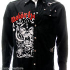 Sz S M L XL 2XL Motorhead Long Sleeve Shirt Punk Rock Tee Many Size Jmh22