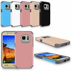For Samsung Galaxy S7 Active G891 Heavy Duty Hybrid Rubber Shockproof Hard Case