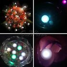 36 LED Berry Lights Fairy Glowing Berries Wedding Party Courtyard Decor