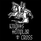 KNIGHTS TEMPLAR SEAL (christian religion ancient masonic poster mason) T-SHIRT