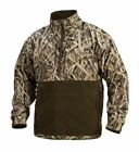 Drake Waterfowl MST Eqwader 1/4 Zip Hunting Jacket DW432 Realtree Max 5 MossyCoats & Jackets - 177868
