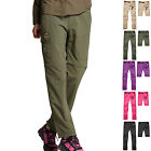 Detachable Outdoor Anti-UV Quick Dry Hiking Pants Camping Stretchy Trousers