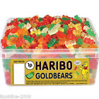 CHRISTMAS STOCKING FILLER HARIBO 1 TUB BOX OF SWEETS X 1 CANDY BIRTHDAY PARTY