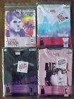 Justin Bieber Long Line t shirts Various Colours Ages 6-10 *Choose Colour*