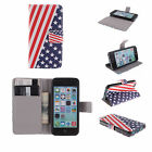 Wallet Card Leather Holder Case Stand Cover Protector For Iphone Smart Phone TXN