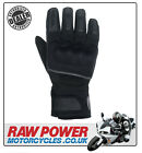 Richa Sub-Zero Motorcycle Motorbike Glove - Black