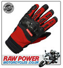 Richa Torsion Motorcycle Motorbike Glove - Red