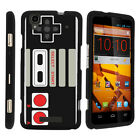 For ZTE Max Boost N9520 Case Hard Snap On 2 Piece Slim Shell Gaming Controllers
