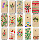 Lovely Christmas Soft Case Cover For iPhone 5/5S/SE/6/6S/6 Plus/6S Plus/7/7 Plus