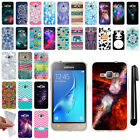 For Samsung Galaxy J1 J120 2nd Gen Express 3/ S120 TPU SILICONE Case Cover + Pen
