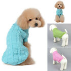 Cute Small Pet Dog Puppy Warm Sweater Clothes Knit Coat Winter Apparel Costumes