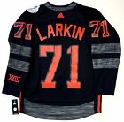 DYLAN LARKIN NORTH AMERICA 2016 WORLD CUP OF HOCKEY ADIDAS JERSEY RED WINGS NEW