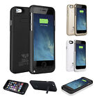 Ultra-Slim Battery Case Cover Backup Power Pack Charger for iPhone 6/6s/7/8 Plus