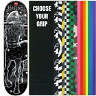 "ALMOST Skateboard Deck HASLAM ZODIAC 8.25"" With Griptape"