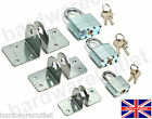 Security Hasps With or Without Laminated Hardened Steel Padlock office workshop
