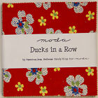 2 Charm Packs DUCKS IN A ROW by American Jane for Moda Fabrics