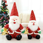Christmas Lovely Doll Decoration Santa Claus Snowman Plush Doll Child Baby Toy