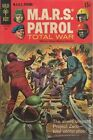 Mars Patrol Total War (1966) #9 VG 4.0 LOW GRADE