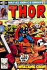 Thor (1962-1996 1st Series Journey Into Mystery) #304 FN- 5.5 LOW GRADE