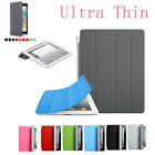 """Thin Slim Shell Wallet Leather Case Skin Cover For iPad 2/3/4+7"""" ASUS ZenPad LOT"""