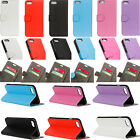 for Iphone Lenovo ZTE Wiko BQ HTC phone wallet Card Leather Case Stand Cover KS