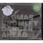 THOMAS BROMLEY Danger Ahead CD 2 Track B/W Saine (Syn175Cds) In Info Stickered