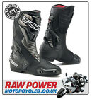 TCX S-Speed Motorcycle Motorbike Boots - Black