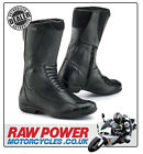 TCX Lady T-Lily Gore-tex Motorcycle Motorbike Boots - Black
