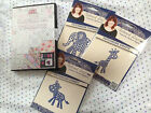 Tattered Lace Die - PATCHWORK Collection, Donkey, Elephant & Giraffe or CD Rom