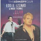 EDDIE IZZARD AND MARK THOMAS Live At Club Class CD Introduced By Mark Lamaar.a